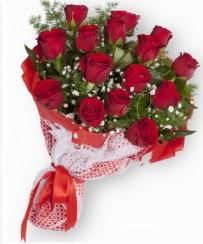 11 adet kırmızı gül buketi  Kütahya çiçek yolla