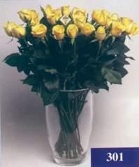 Kütahya çiçek , çiçekçi , çiçekçilik  12 adet sari özel güller