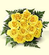 Kütahya çiçek yolla  12 adet sarigül kalite buket