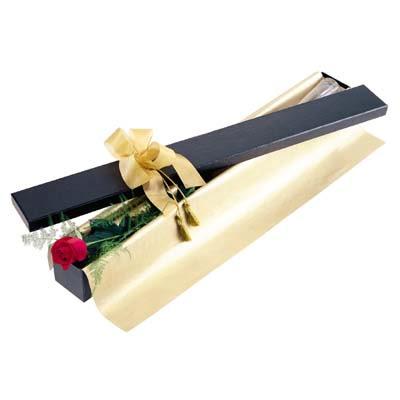 Kütahya çiçek gönderme  tek kutu gül özel kutu