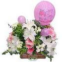 balon ve çiçeklerle tanzim  Kütahya güvenli kaliteli hızlı çiçek