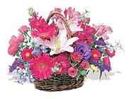 küçük karisik özel sepet   Kütahya ucuz çiçek gönder