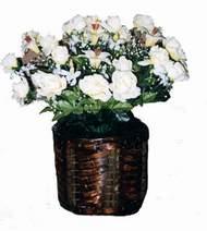 yapay karisik çiçek sepeti   Kütahya çiçek gönderme sitemiz güvenlidir