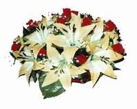 yapay karisik çiçek sepeti   Kütahya online çiçekçi , çiçek siparişi