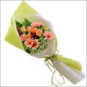 sade güllü buket demeti  Kütahya çiçek mağazası , çiçekçi adresleri