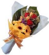 güller ve gerbera çiçekleri   Kütahya cicek , cicekci