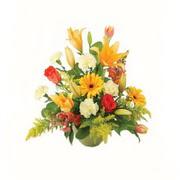 karisik renkli çiçekler tanzim   Kütahya cicek , cicekci