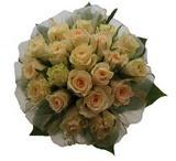 12 adet sari güllerden buket   Kütahya çiçek gönderme