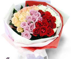 SEVENLERE ÖZEL 51 ADET GÜL  Kütahya güvenli kaliteli hızlı çiçek