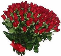 51 adet kirmizi gül buketi  Kütahya yurtiçi ve yurtdışı çiçek siparişi