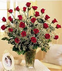 Kütahya hediye sevgilime hediye çiçek  özel günler için 12 adet kirmizi gül