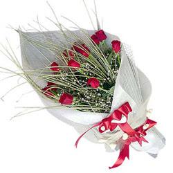 Kütahya çiçekçiler  11 adet kirmizi gül buket- Her gönderim için ideal