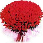 Kütahya internetten çiçek siparişi  1001 adet kirmizi gülden çiçek tanzimi