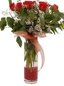 9 gül sevdiklerinize  Kütahya anneler günü çiçek yolla