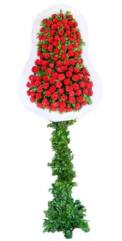 Dügün nikah açilis çiçekleri sepet modeli  Kütahya online çiçek gönderme sipariş