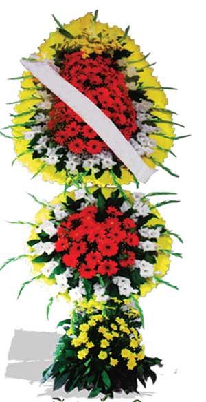 Dügün nikah açilis çiçekleri sepet modeli  Kütahya cicekciler , cicek siparisi