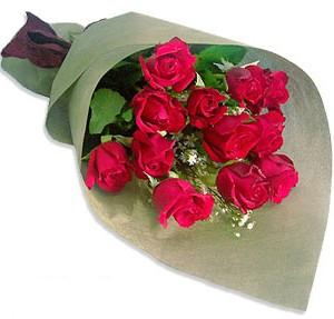 Uluslararasi çiçek firmasi 11 adet gül yolla  Kütahya çiçekçi mağazası