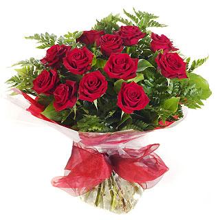 Ucuz Çiçek siparisi 11 kirmizi gül buketi  Kütahya ucuz çiçek gönder