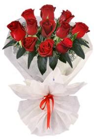 11 adet gül buketi  Kütahya online çiçekçi , çiçek siparişi  kirmizi gül