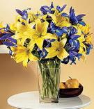 Kütahya çiçek satışı  Lilyum ve mevsim  çiçegi özel
