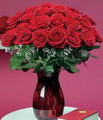 Kütahya ucuz çiçek gönder  11 adet Vazoda Gül sevenler için ideal seçim