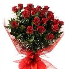 İlginç Hediye 21 Adet kırmızı gül  Kütahya online çiçekçi , çiçek siparişi