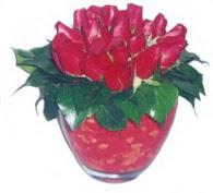 Kütahya çiçek gönderme sitemiz güvenlidir  11 adet kaliteli kirmizi gül - anneler günü seçimi ideal
