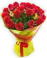 19 Adet kırmızı gül buketi  Kütahya çiçek yolla , çiçek gönder , çiçekçi