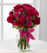 21 adet kırmızı gül tanzimi  Kütahya çiçek yolla