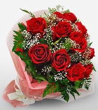 12 adet kırmızı güllerden kaliteli gül  Kütahya çiçek yolla , çiçek gönder , çiçekçi