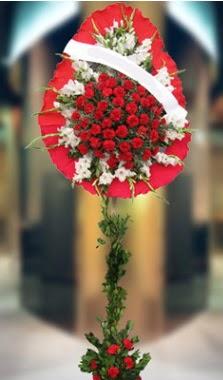 Tek katlı açılış nikah düğün çiçekleri görsel