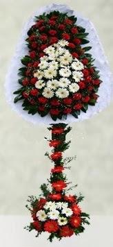 Kütahya güvenli kaliteli hızlı çiçek  çift katlı düğün açılış çiçeği