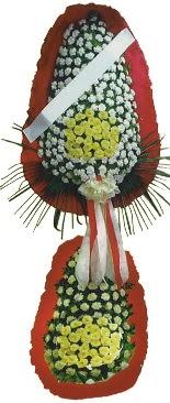 Çift katlı düğün açılış çiçeği  Kütahya hediye çiçek yolla