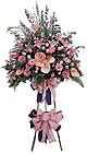 Kütahya internetten çiçek satışı   Ferforje Pembe kazablanka