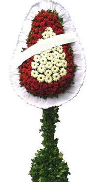 Çift katlı düğün nikah açılış çiçek modeli  Kütahya online çiçek gönderme sipariş