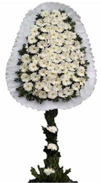 Tek katlı düğün nikah açılış çiçek modeli  Kütahya kaliteli taze ve ucuz çiçekler