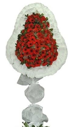 Tek katlı düğün nikah açılış çiçek modeli  Kütahya çiçek yolla