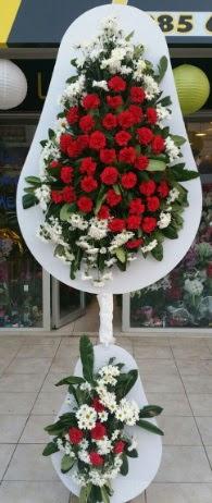 2 katlı nikah çiçeği düğün çiçeği  Kütahya uluslararası çiçek gönderme