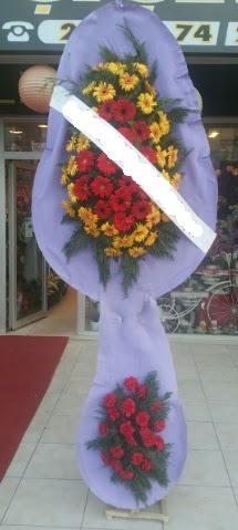 Çift katlı nikah düğüne çiçek modeli  Kütahya online çiçekçi , çiçek siparişi