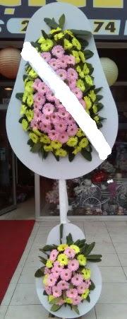 Çift katlı düğün nikah açılış çiçeği  Kütahya çiçek satışı