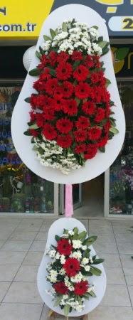 Çift katlı düğün nikah işyeri açılış çiçeği  Kütahya online çiçek gönderme sipariş