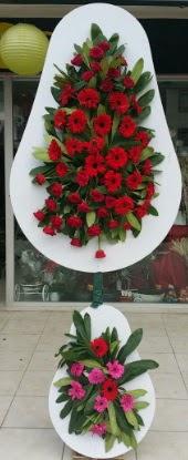 Çift katlı düğün nikah açılış çiçek modeli  Kütahya online çiçekçi , çiçek siparişi