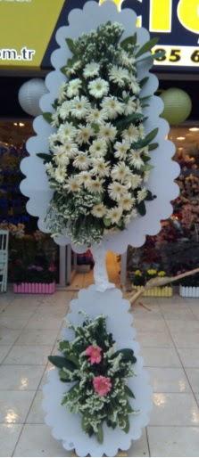 Çift katlı düğün nikah açılış çiçeği  Kütahya 14 şubat sevgililer günü çiçek