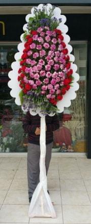 Tekli düğün nikah açılış çiçek modeli  Kütahya anneler günü çiçek yolla