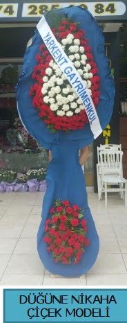 Düğüne nikaha çiçek modeli  Kütahya anneler günü çiçek yolla