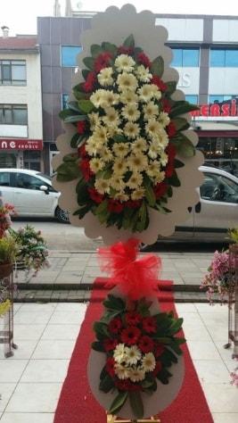 Çift katlı düğün açılış çiçeği  Kütahya anneler günü çiçek yolla