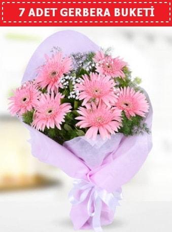 Pembe Gerbera Buketi  Kütahya hediye sevgilime hediye çiçek